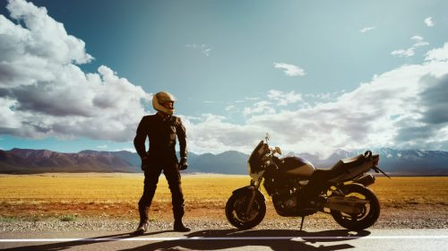 Ride to Work or Play! Top 5 Ways to Experience Vegas on Your Motorcycle