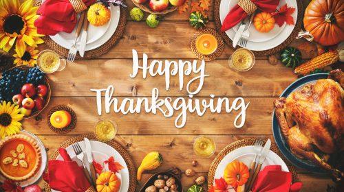 8 Unique Ways to Spend Thanksgiving in Las Vegas