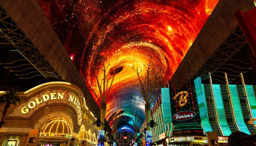 Viva Vision Valentine's Day in Vegas