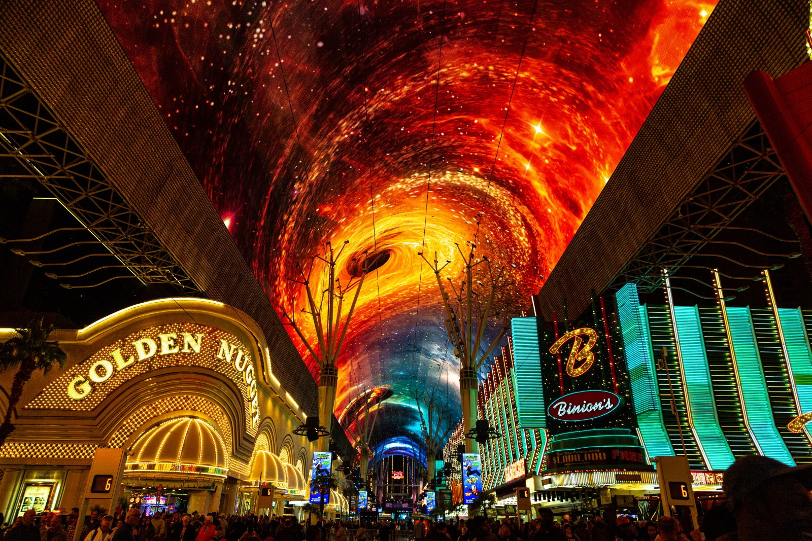 Viva Vision Vegas
