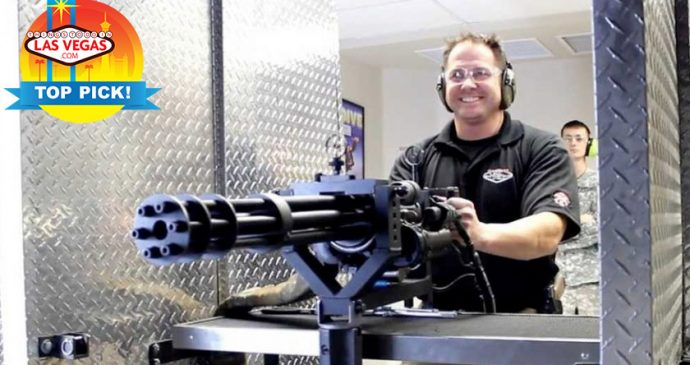 Visit a Las Vegas Shooting Range Battlefield Vegas