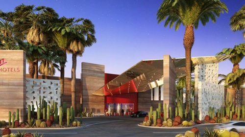 Virgin Hotels Las Vegas – Coming in 2020