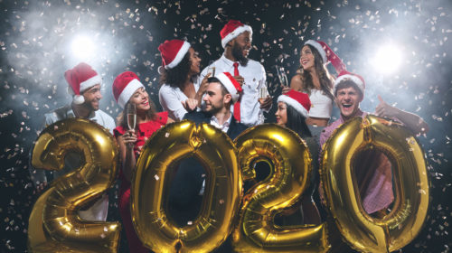 10 Spectacular Las Vegas New Year's Eve Parties