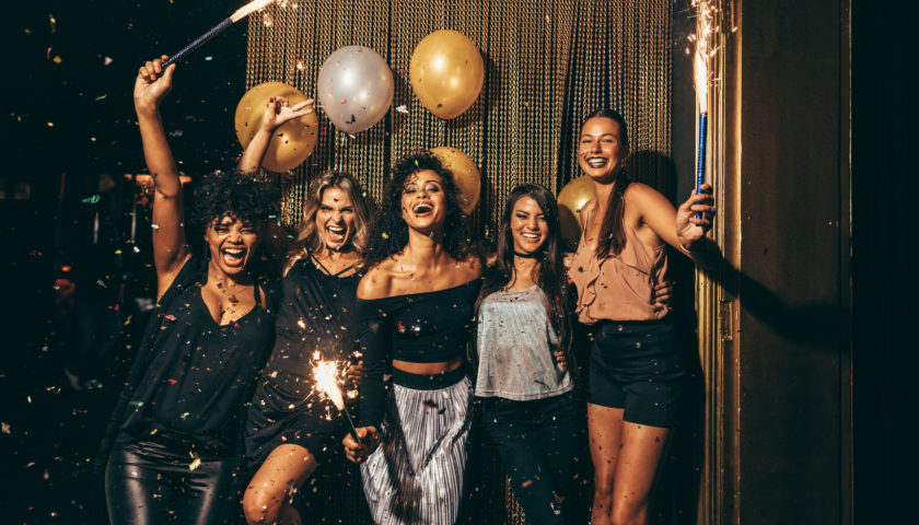 las vegas new year's eve parties