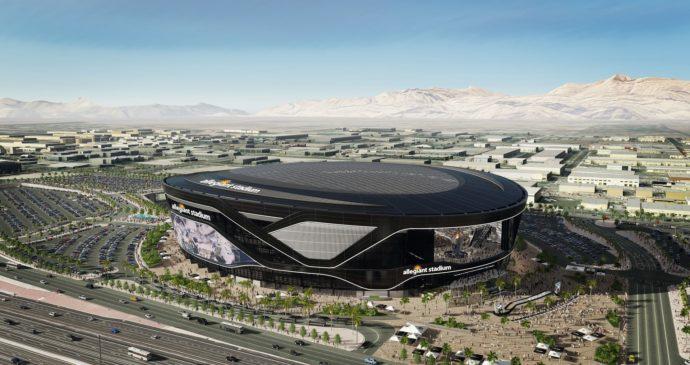 Allegiant Stadium – Coming August 2020