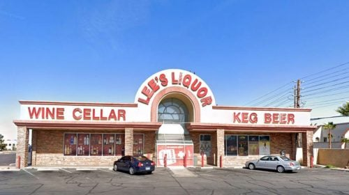 Lee's Discount Liquor — E. Flamingo Rd./S. Pecos Rd.