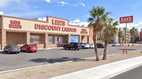 Lee's Discount Liquor – S. Las Vegas Blvd.