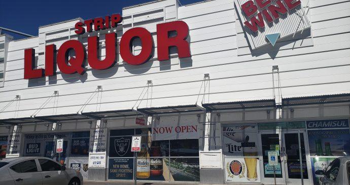 Strip Liquor