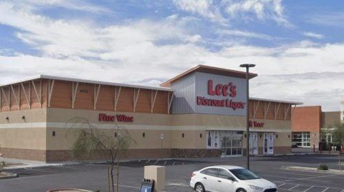 Lee's Discount Liquor — Blue Diamond Rd.