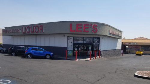 Lee's Discount Liquor — Rainbow and Oakey