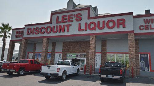 Lee's Discount Liquor—N. Rancho Dr./W. Craig Rd.