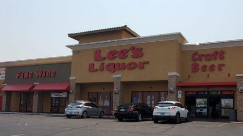 Lee's Discount Liquor—W. Warm Springs/S. Durango