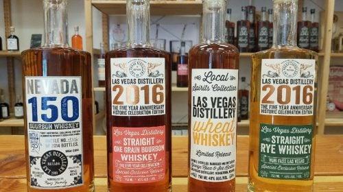 Las Vegas Distillery Re-Open for Business
