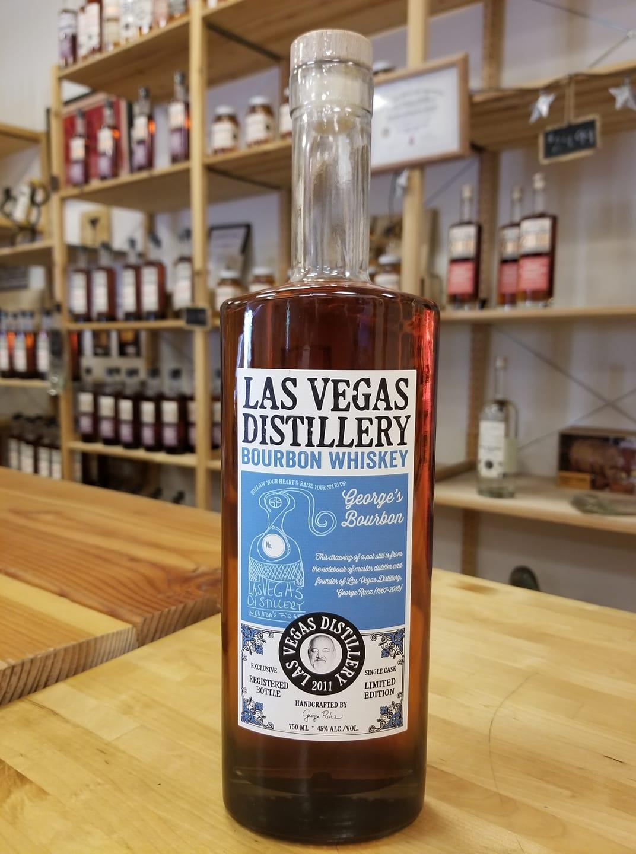 Las Vegas Distillery George's Bourbon