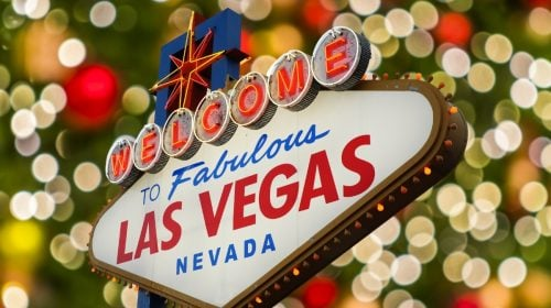 5 Reasons to Spend Christmas 2020 in Las Vegas
