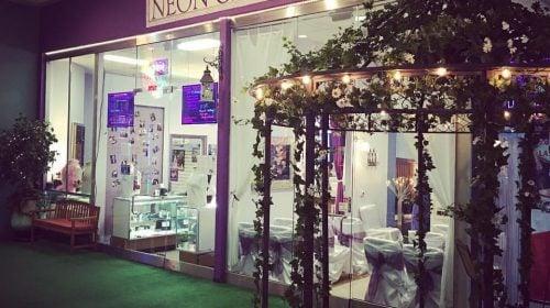 The Little Neon Chapel @ Neonopolis
