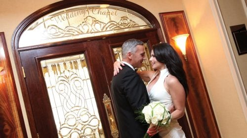 Golden Nugget Wedding Chapel @ Golden Nugget