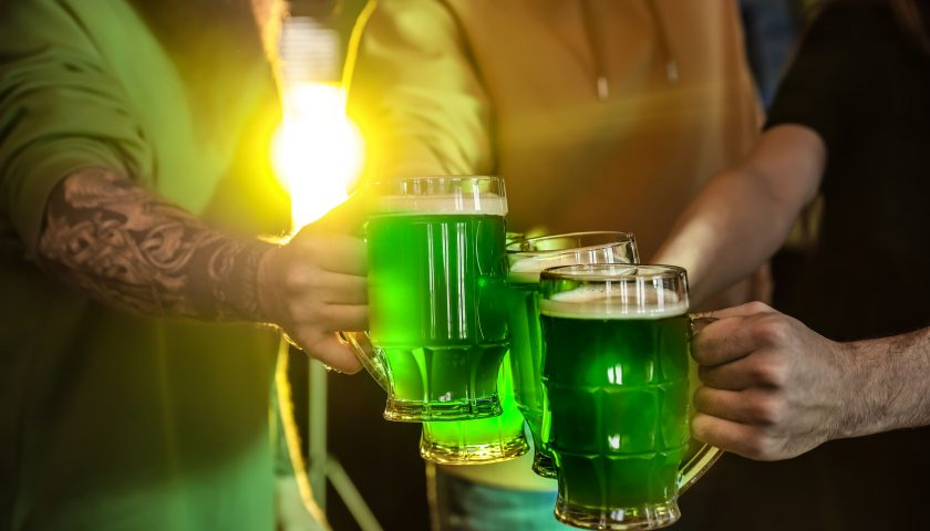 things to do on St. Patrick's Day in Las Vegas