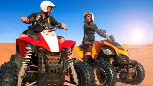 Desert Off-Road Adventures