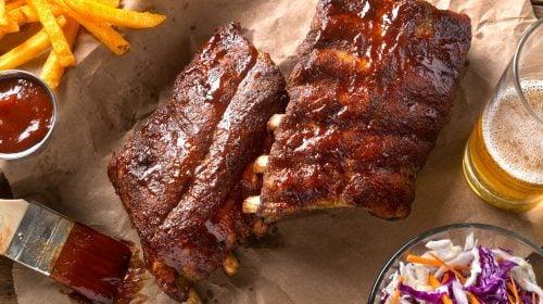 Benny's Smokin' BBQ & Brews @ Binion's