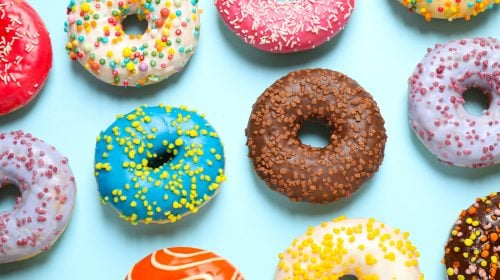 District: Donuts. Sliders. Brew. @ the Cosmopolitan